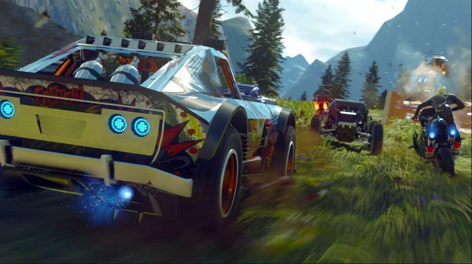 best ps4 racing games onrush