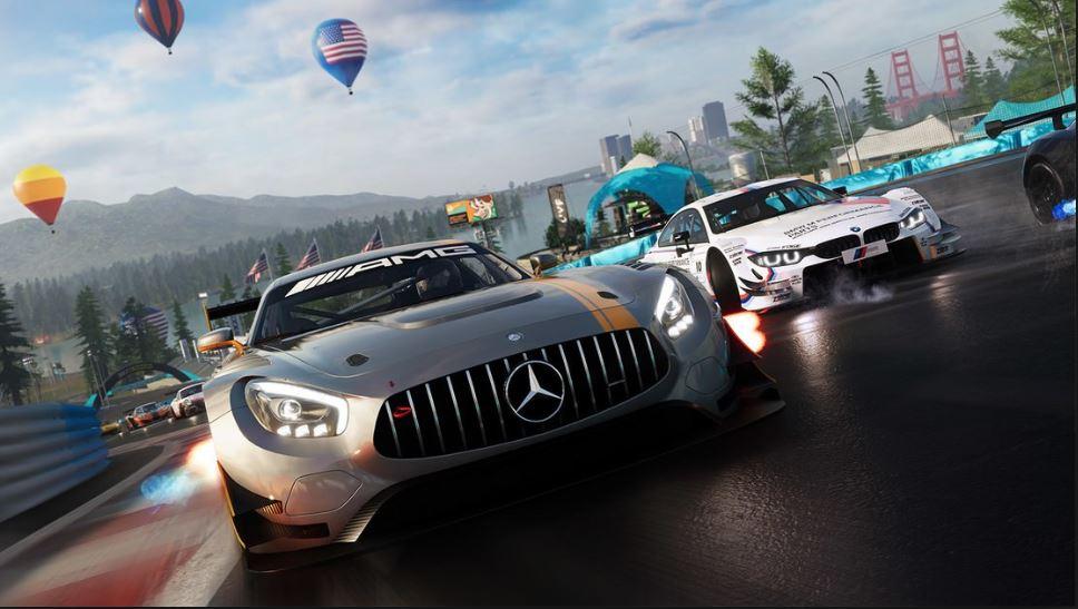 best ps4 racing games the crew 2