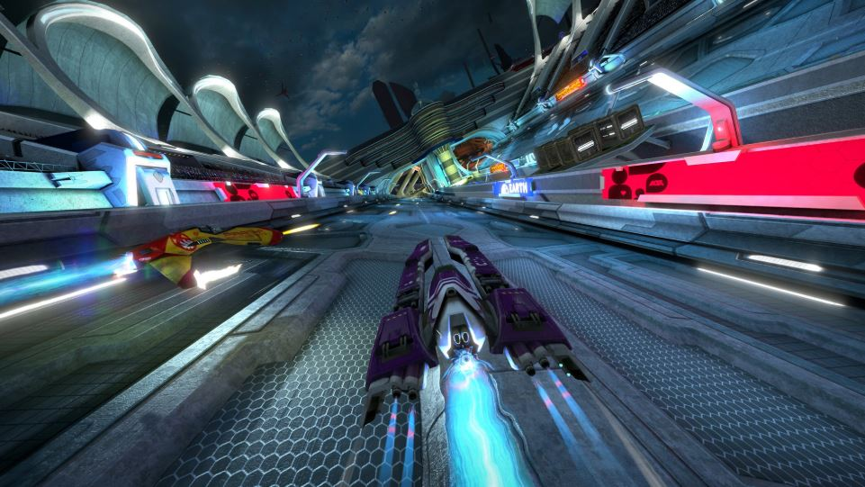 best ps4 racing games wipeout omega collection