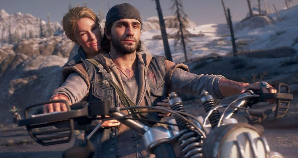 download days gone on ios