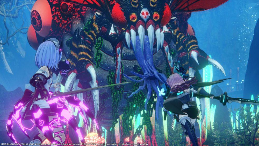 death-end-re-quest-review-ps4-combat