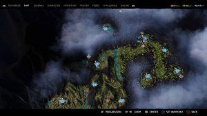 far cry new dawn bull location on map