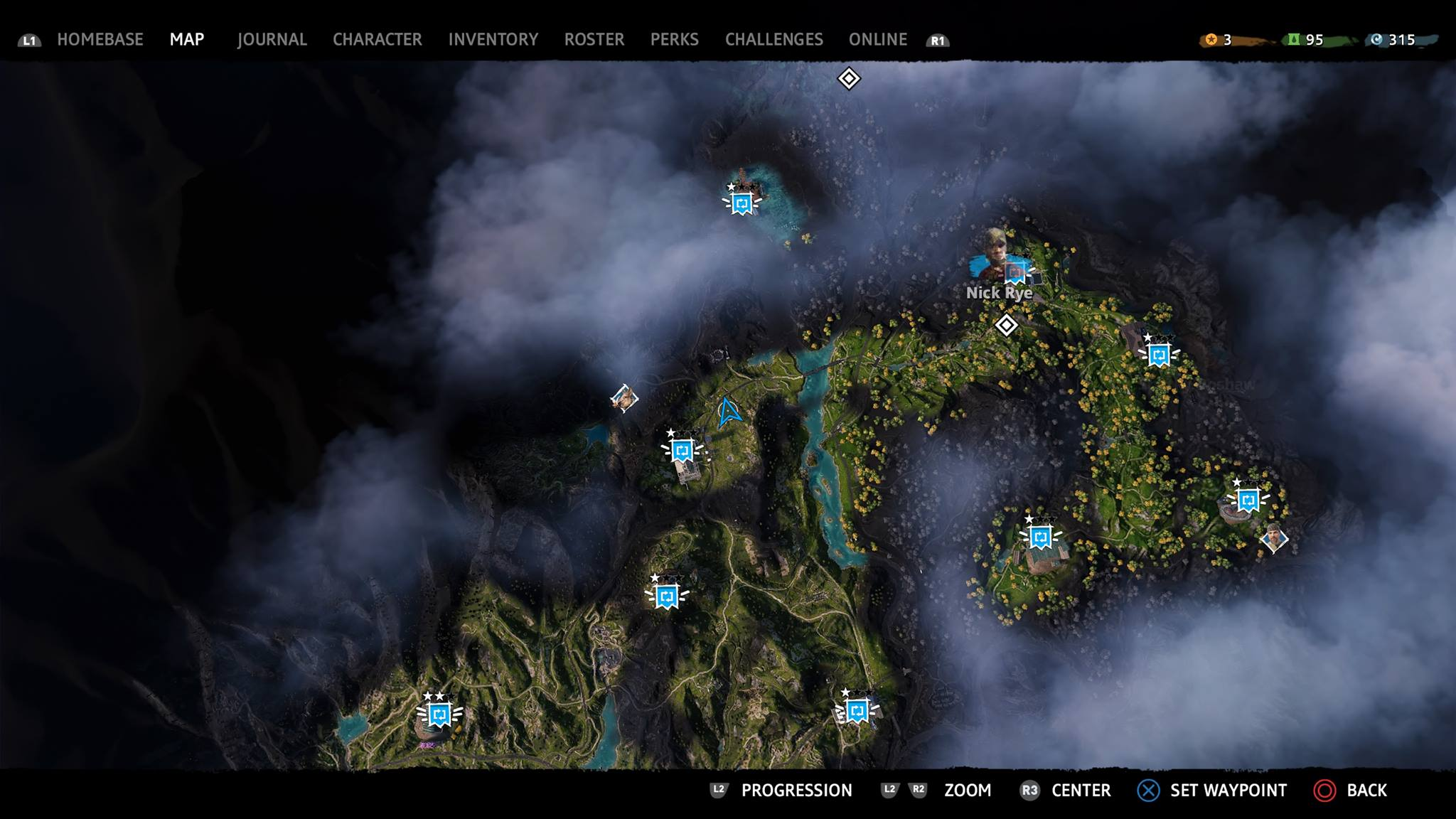 far cry new dawn map comparison