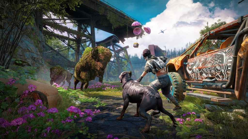 Far Cry new Dawn Physical Sales