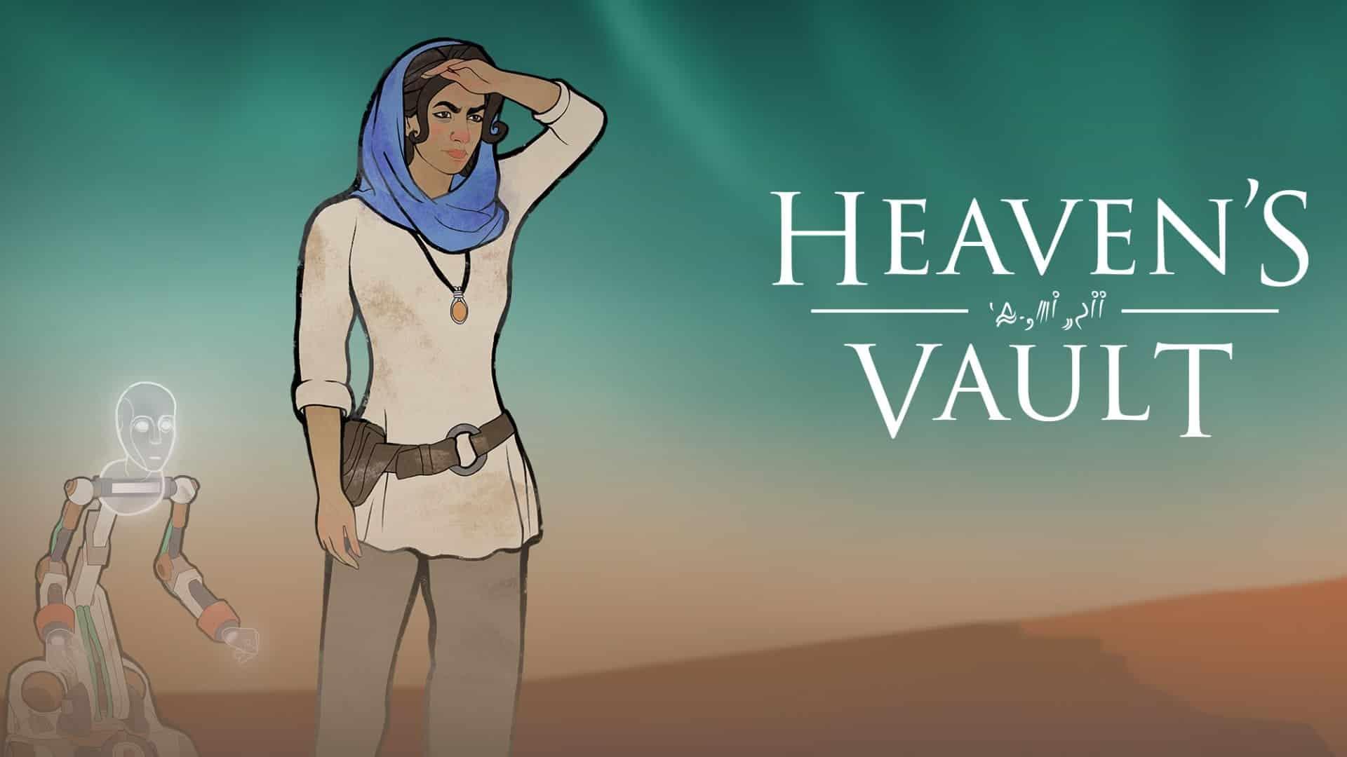 Hands-On Preview: Heaven's Vault