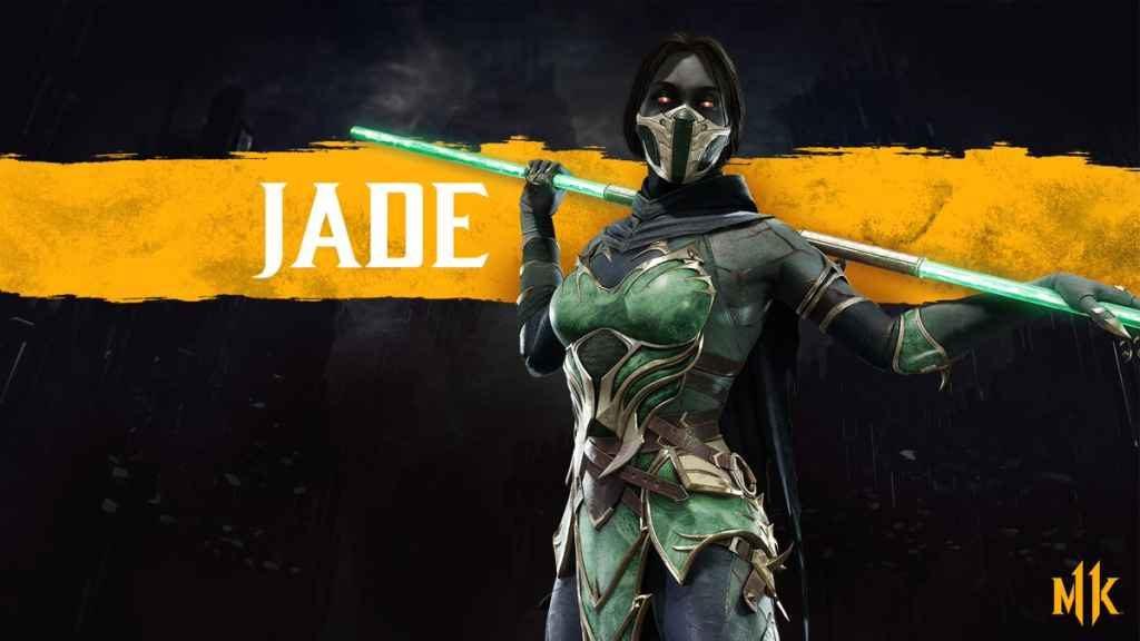 Jade - Mortal Kombat 11 Roster