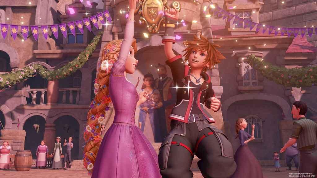 Kingdom Hearts Board Game 01