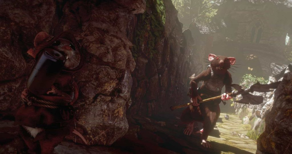 Looking Forward Ghost of a Tale 01