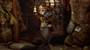 Looking Forward Ghost of a Tale