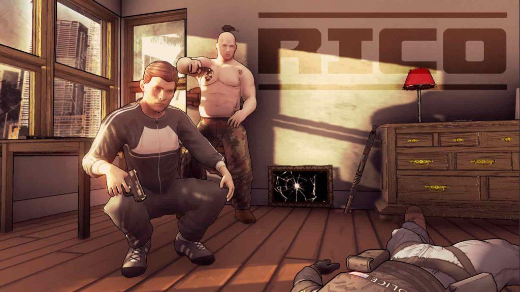 Looking Forward RICO PS4