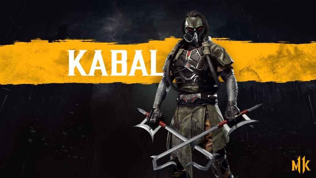 Kabal - Mortal Kombat 11