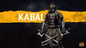 Kabal - Mortal Kombat 11