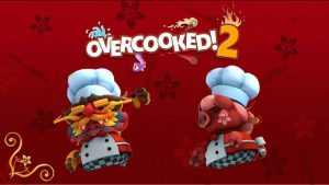 Overcooked 2 Survival Mode and Free Festive Update