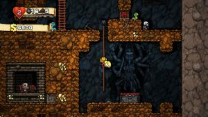 Spelunky Physical Edition - PS4, PS Vita