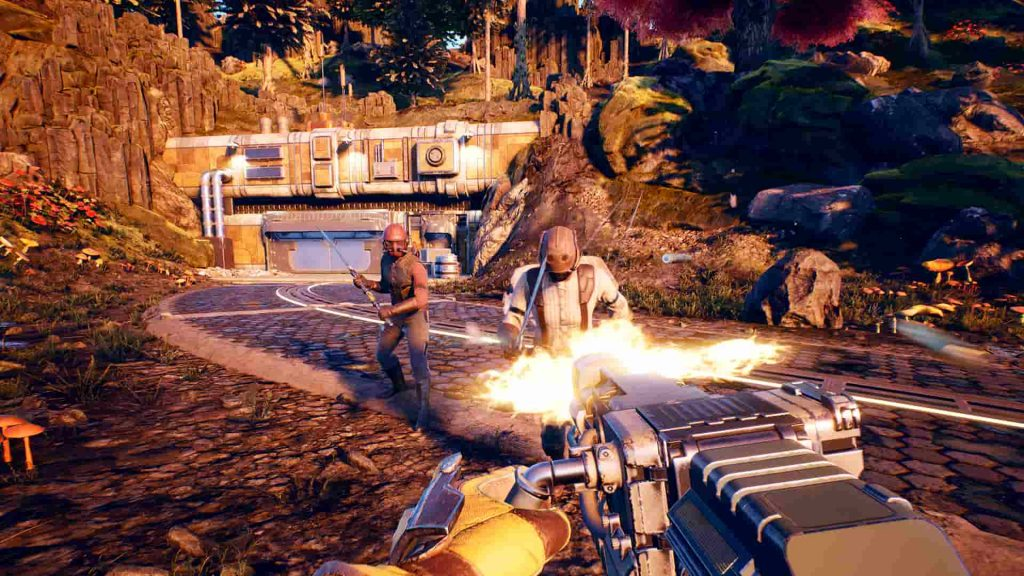 The Outer Worlds VATS