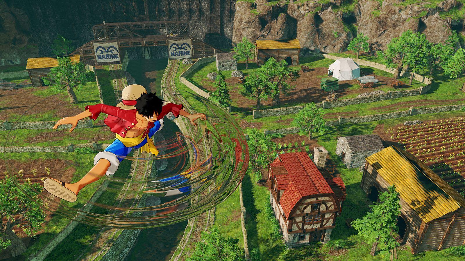 One Piece: World Seeker Review 2