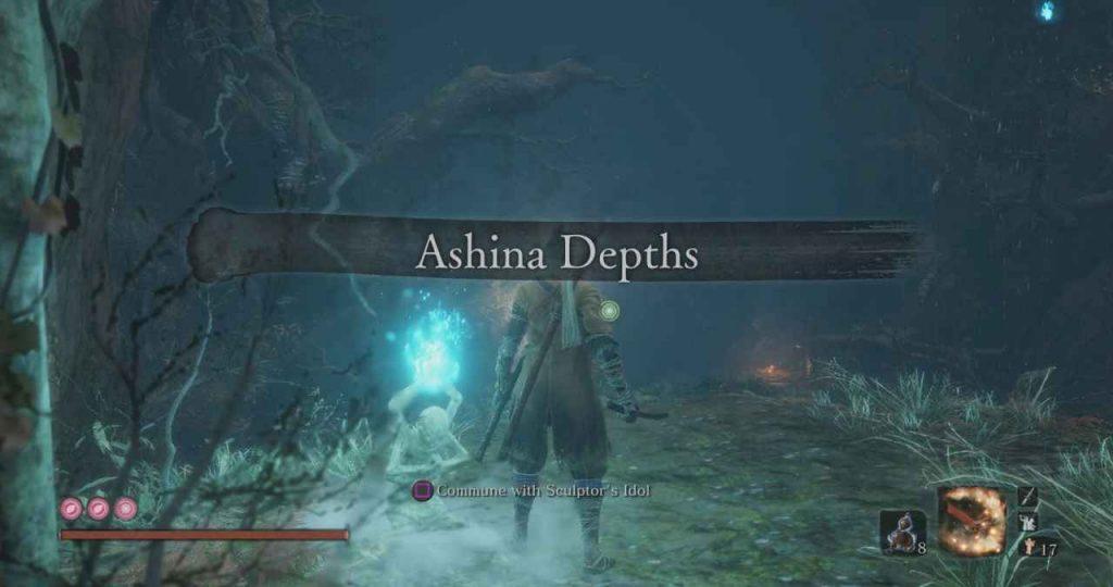 Sekiro: Shadows Die Twice Ashina Depths Walkthrough - Items, Enemies, Secrets