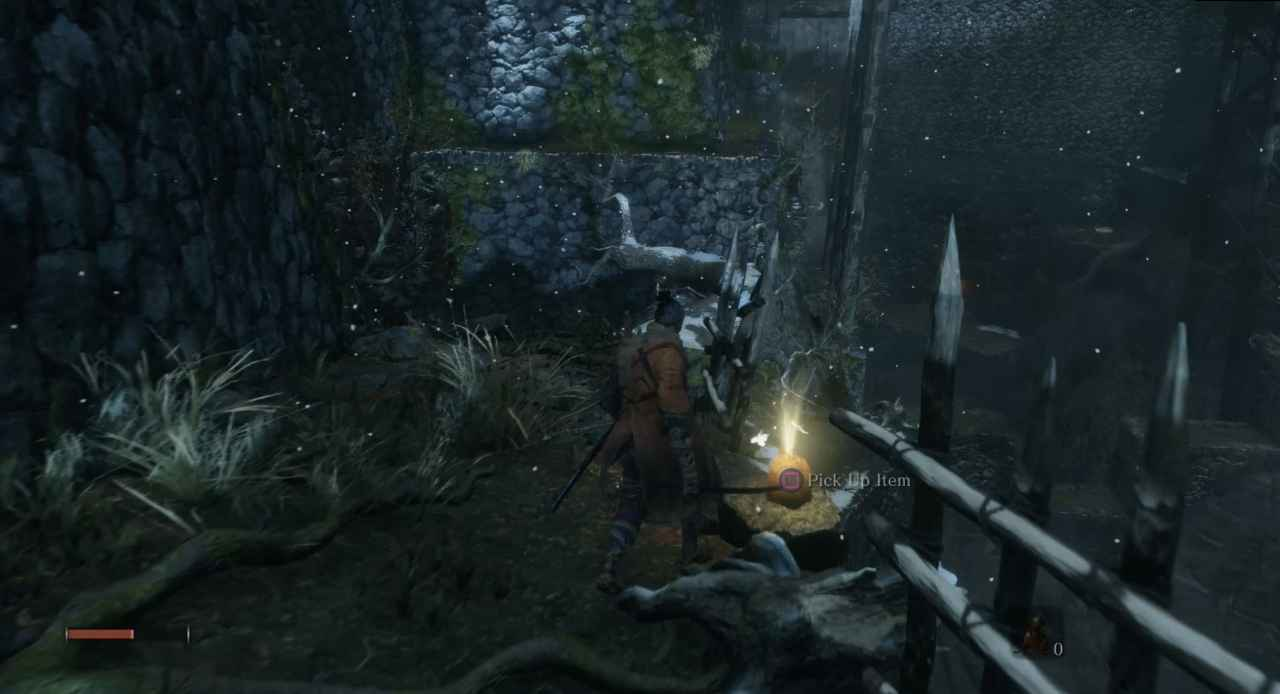 Sekiro: Shadows Die Twice Ashina Reservoir Guide- Items, Enemies, Secrets