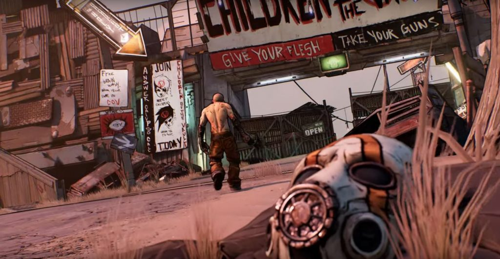 Borderlands 3 has finally been announced, and it has