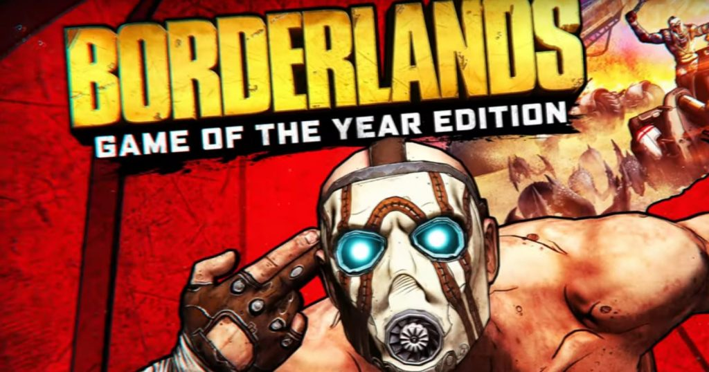 Borderlands Game of the Year shift codes