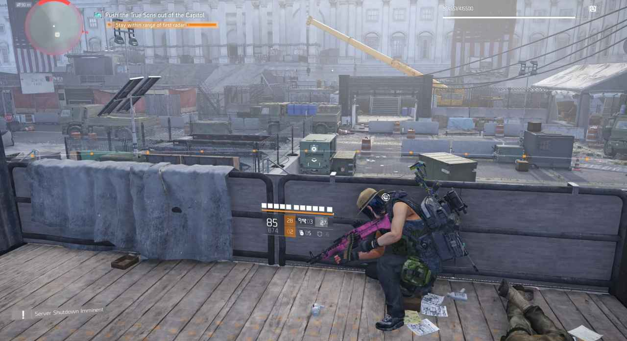 The Division 2 Stronghold Guide - District Union Arena
