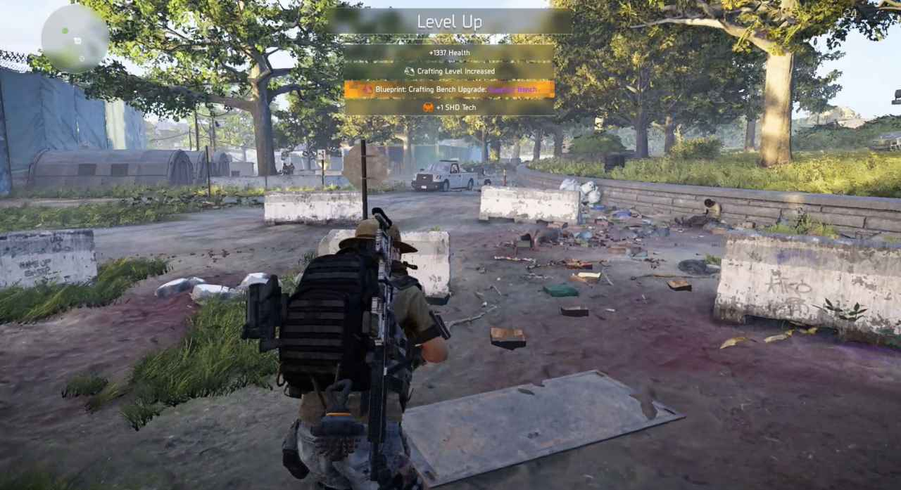 The Division 2 - How To Unlock Superior & High-End Crafting Bench Upgrades