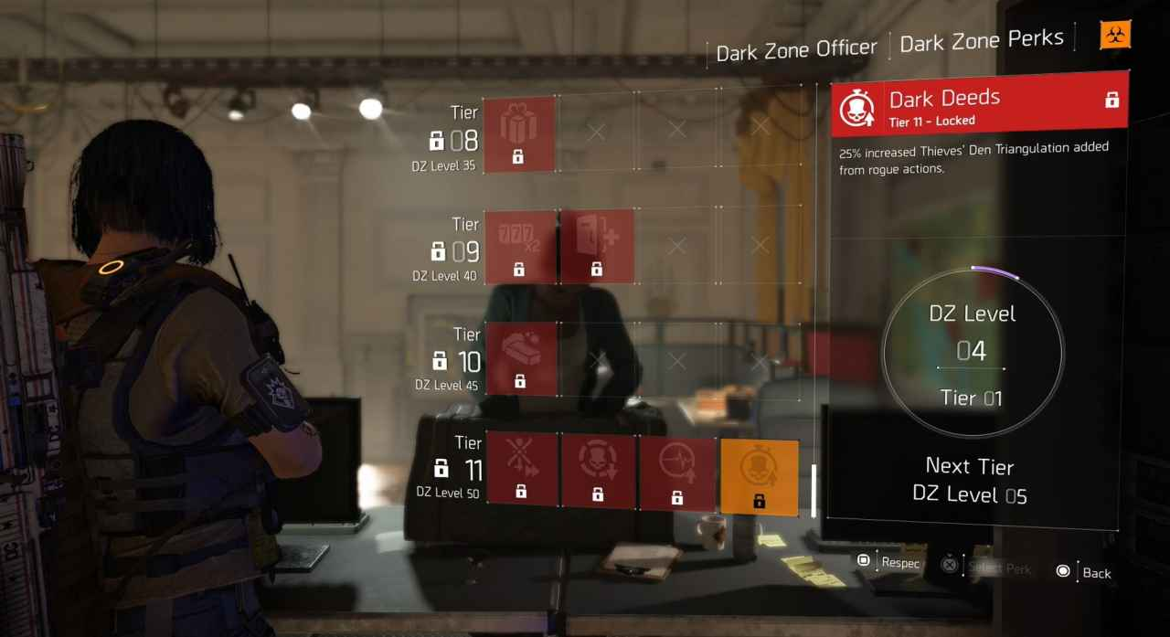 The Division 2 Dark Zone Perks List - Best Skills To Choose