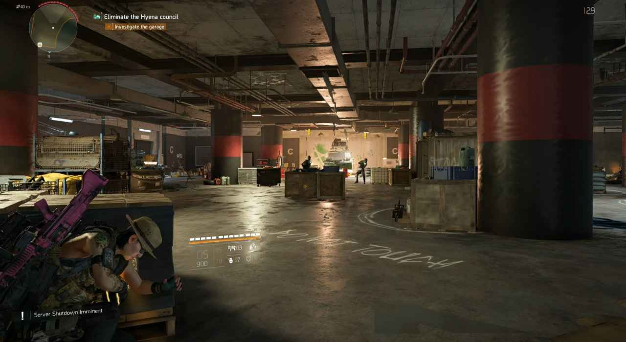 The Division 2 Stronghold Guide - District Union Arena, Roosevelt