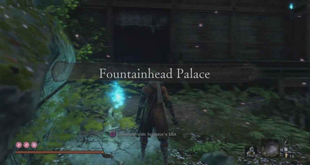 Sekiro: Shadows Die Twice Fountainhead Palace Walkthrough - Items, Enemies, Secrets