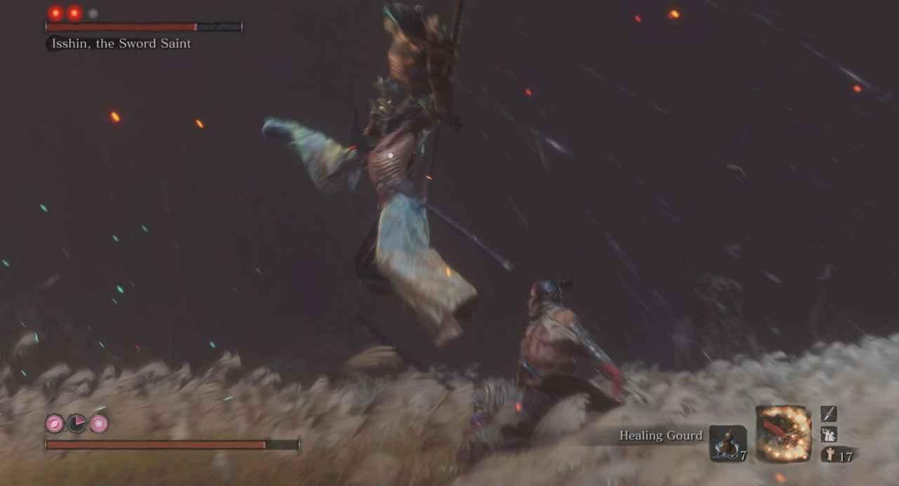 Sekiro: Shadows Die Twice Isshin, the Sword Saint Boss Guide - Final Boss