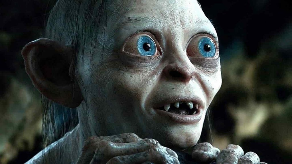 Lord of the Rings Gollum PS4 PS5