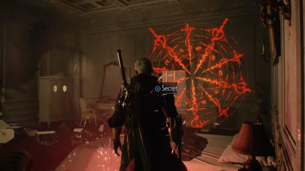 Devil May Cry 5 Secret Mission 1