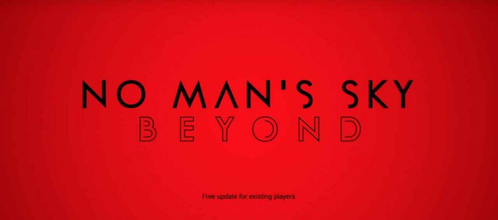 No Man's Sky Beyond Turns The Game Into An MMO