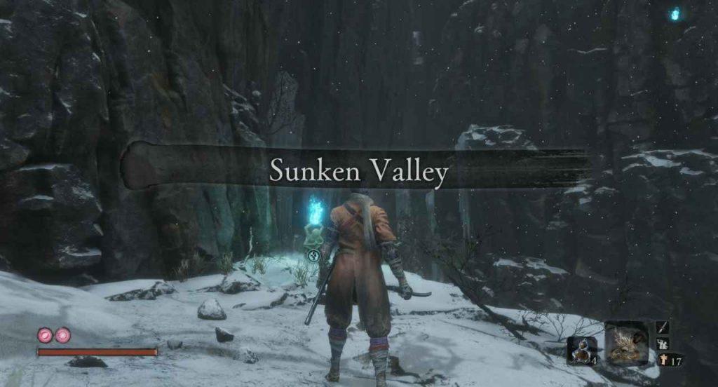 Sekiro: Shadows Die Twice Sunken Valley Walkthrough - Items, Enemies, Secrets