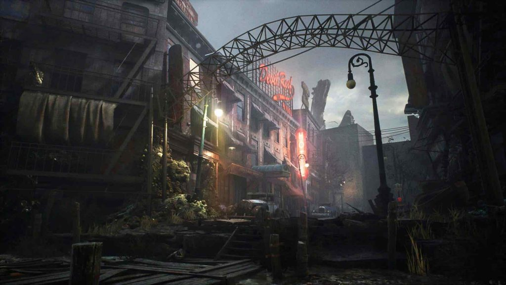 The Sinking City PS4 Release Date