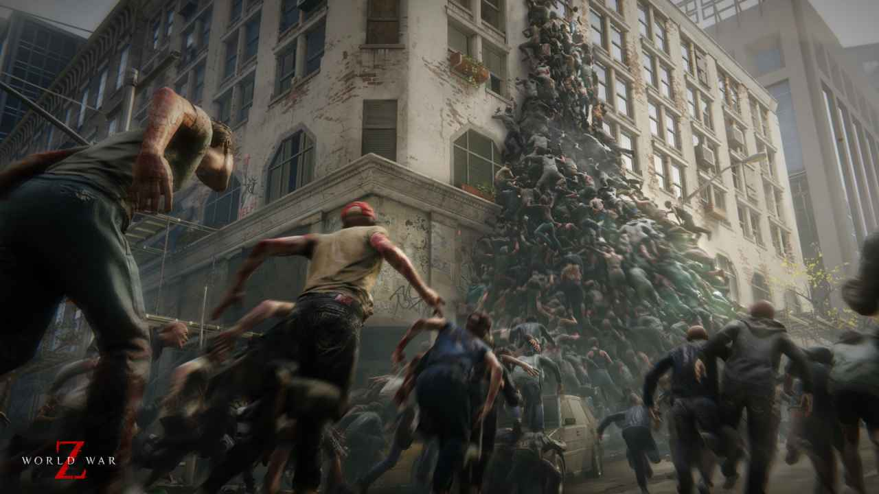 World War Z-1