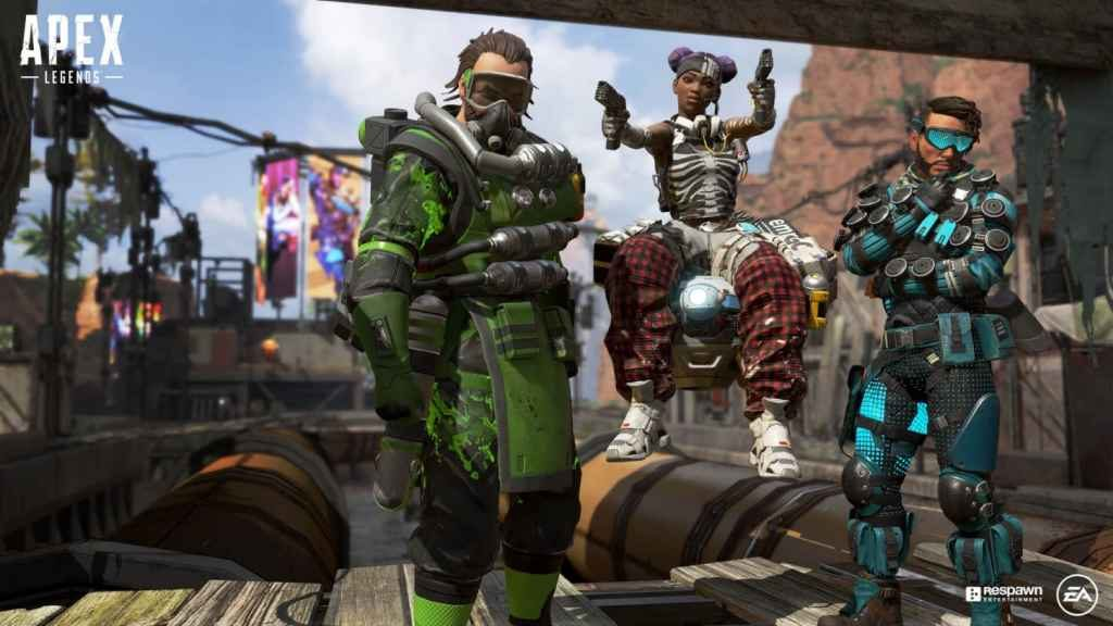 New Apex Legends patch fixes weapon balancing
