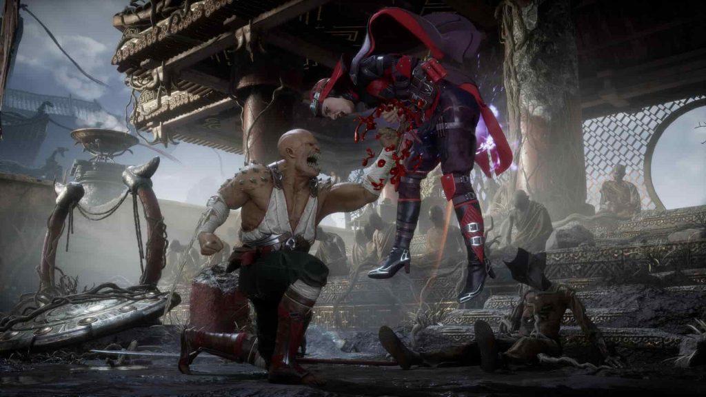Best PS4 Fighting Games Mortal Kombat 11