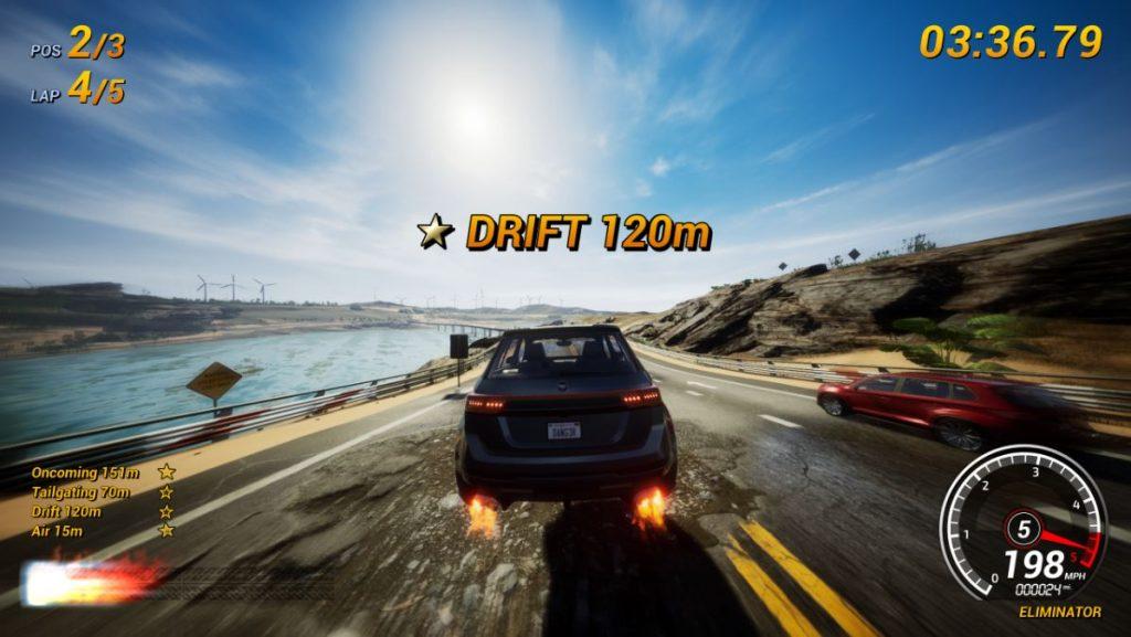 Dangerous Driving Modes 01