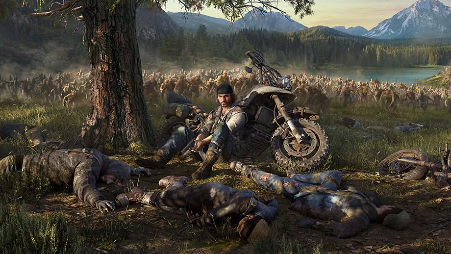 New PS4 Exclusive Days Gone Goes Gold