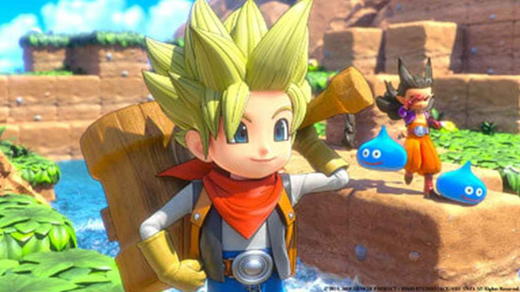 Dragon Quest Builders 2 Western Release