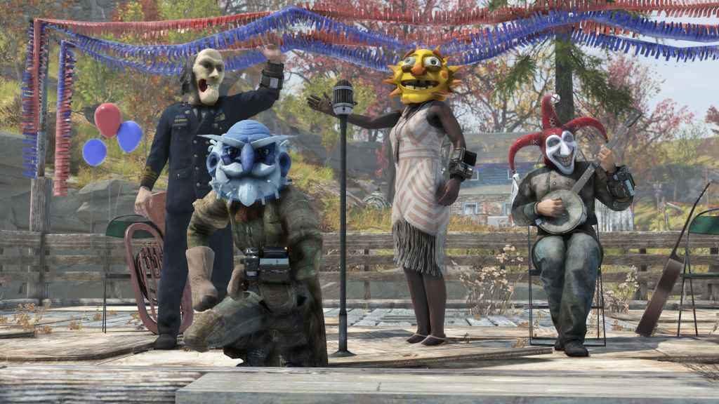 Fallout 76 Fasnacht Parade