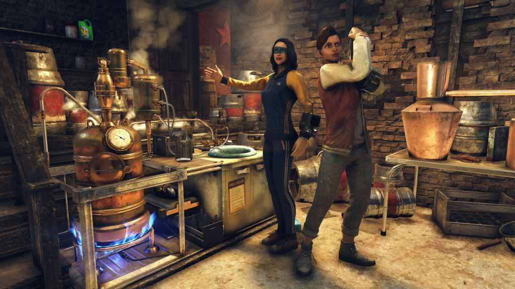 Fallout 76 Update 1.1.4.5 Patch Notes Add Player Vending And More
