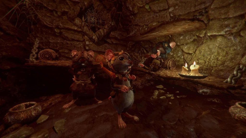 Ghost of a Tale Review 02