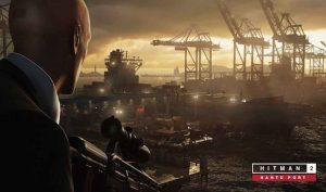 Hitman 2 Sniper Assassin - Hantu Port