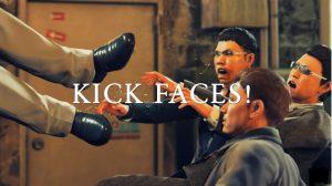 Judgment English Gameplay Trailer