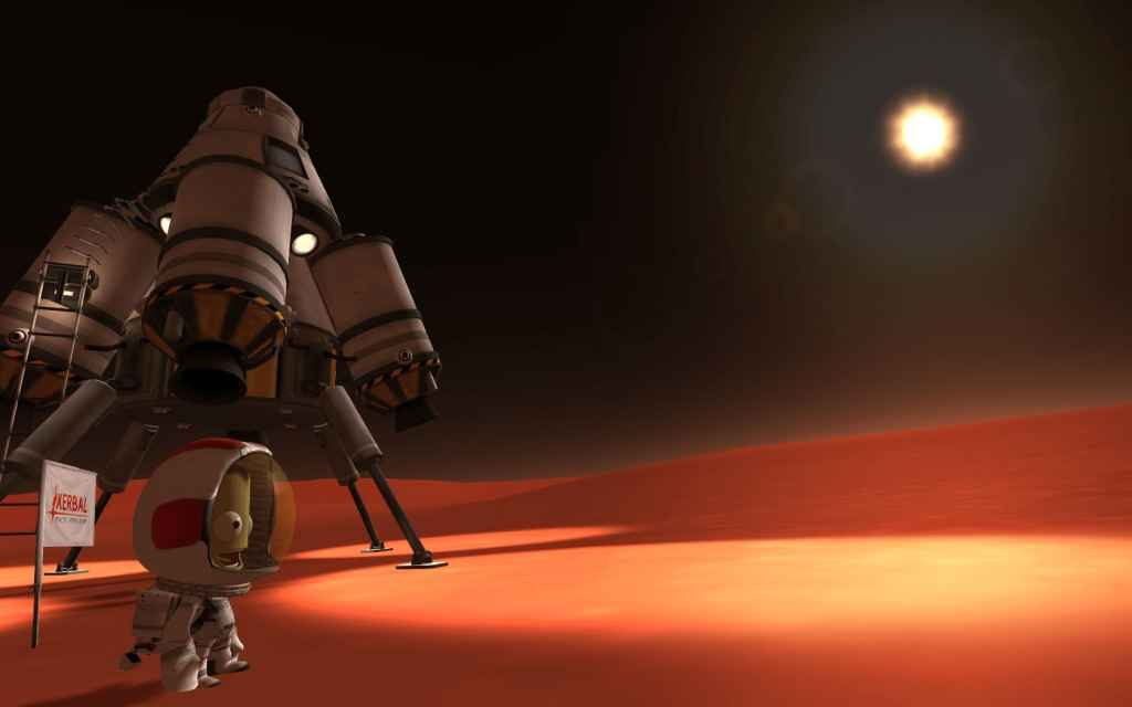 Kerbal Space Program: History and Parts Pack