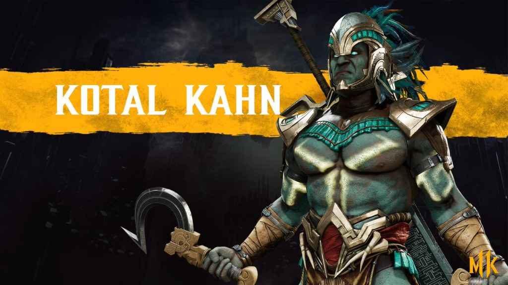 Kotal Kahn - Mortal Kombat 11