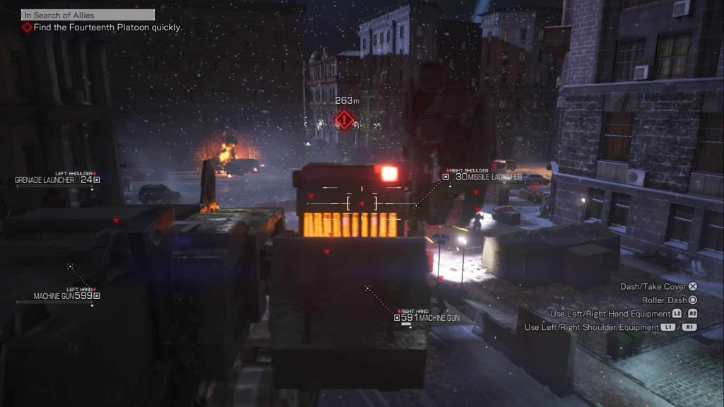 Left Alive Review 04