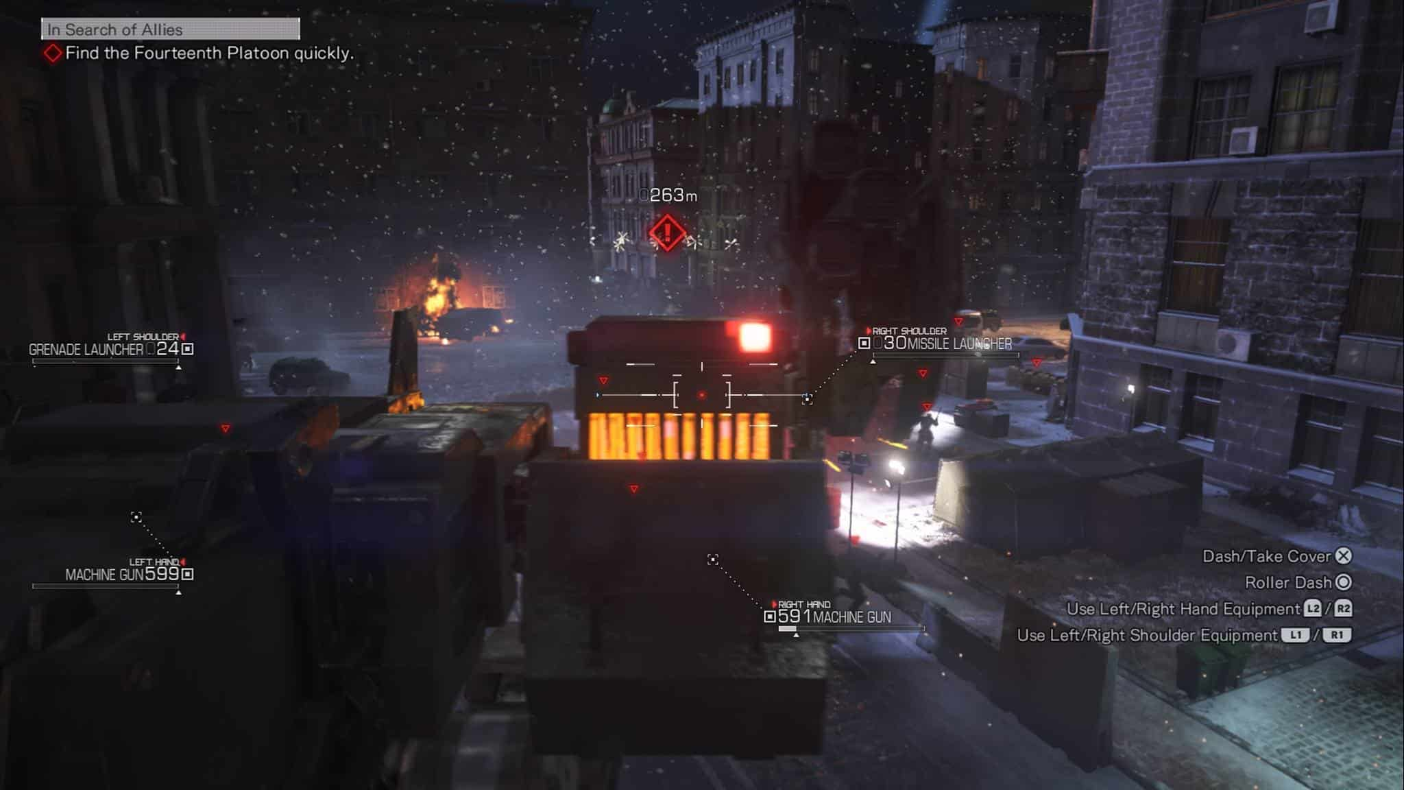 Left Alive Review Playstation Universe